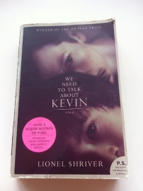 ~ Finally finished my train ride read. Highly recommend this book by Lionel Shriver ~
