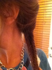 ~ A little obsessed with the fish braid ~
