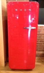 ~ Adore this retro fridge at West Elm ~