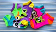 ~ Bright & fun socks that I had to have ~