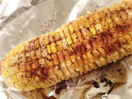 ~ Food Obsession: Oven baked corn ~