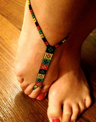 ~ Foot chain jewellery that I am obsessed with ~
