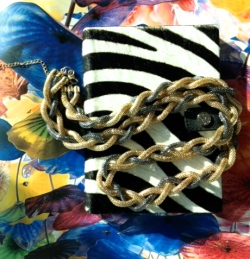 ~ Braided chain necklace that I am sure will be a summer staple ~