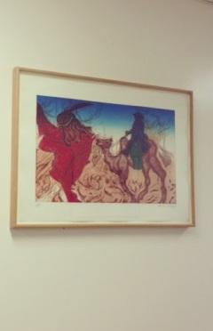 ~ Arabian night inspired painting. ~