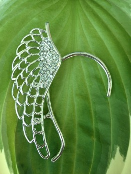 ~ A wing ear cuff for a statement jewellery ~