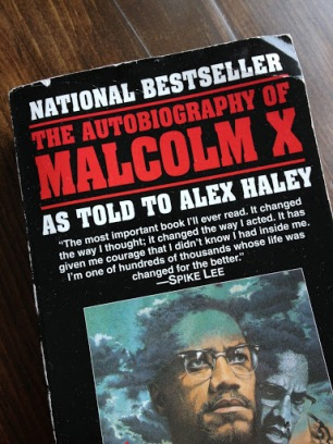 ~ Current Read: The Autobiography of Malcolm X, highly recommended ~