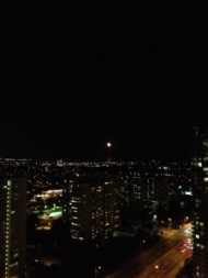 ~ A Beautiful full moon ~