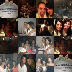 ~ A recap of my surprise bday dinner ~