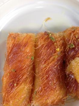 ~ Delicious Nablus Kenafi ~