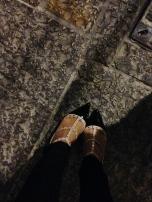 ~ Walking through history ~