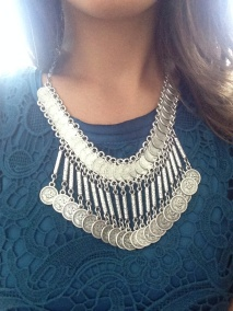 ~ Vacation find.. This Bedouin necklace ~