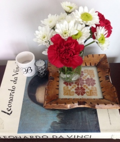 ~ Beautiful handmade tray I was gifted while in Nablus ~