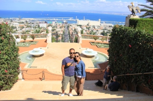 ~ The stunning view in beautiful Haifa ~