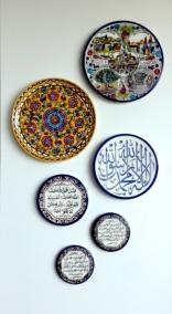 ~ Ceramic plate cluster ~