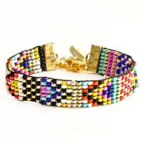 Beadloom bracelet