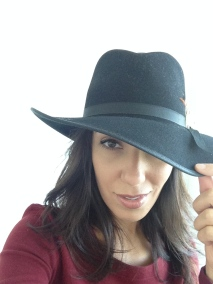 ~ This season biggest trend is a wide brim hat ~
