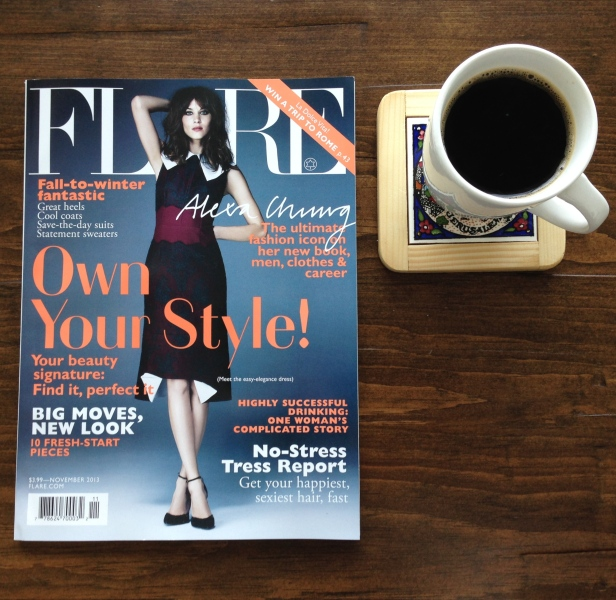 ~ Best way to catch up on fashion with a cup of coffee ~