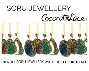 ~ SORU Jewellery make last minute shopping simple & chic ~