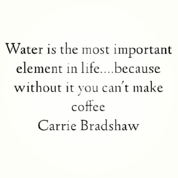 ~ Carrie Bradshaw quote ~