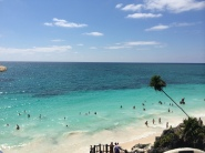 The Beach of Tulum