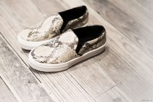 Celine Python sneakers