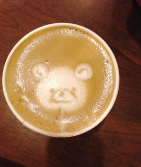 ~ Panda Latte ~