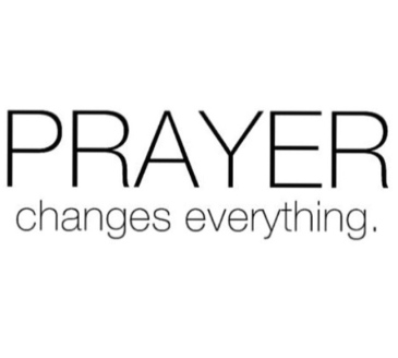 ~ Prayer ~