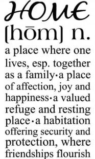 ~ Home ~