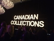 ~ Toronto Fashion Week Canadian collections ~