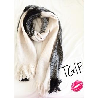 ~ New in: Oversized blanket scarf ~