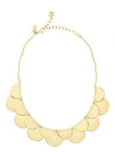 Get it at Yorkdale: Kate Spade, Sweetheart Scallops Necklace, $148