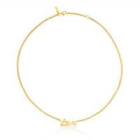 Get it at Yorkdale: TOUS Jewellers, Vermeil TOUS Love necklace, $239