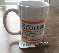 ~ Coffee addict prescription mug ~