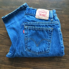 ~ First pair of Vintage Levis ~