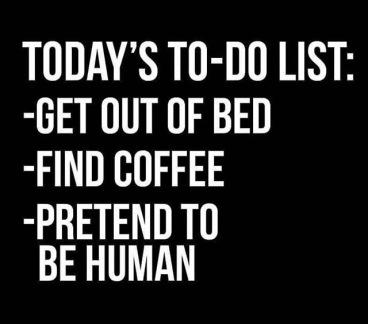 ~ To Do List: ~